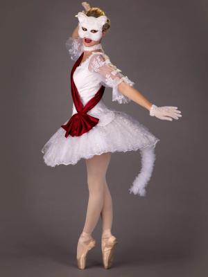 Costume Maker - White Cat Tutu · By: Jack Taylor Gotch