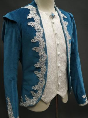 Costume Maker- Ballet, Prince Florimund Jacket · By: Shaun Jackson
