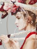 2018 High Fashion RunWay Make Up · By: HONEEPERSONA