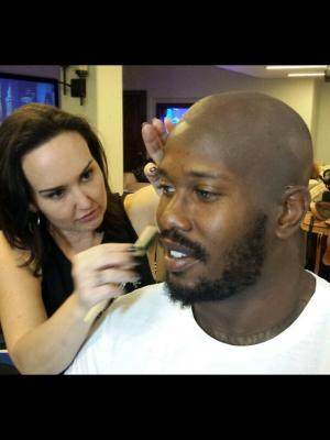 2016 Special Makeup Effects for Von Miller's Halloween Party by Cory Taylor Bryant · By: cory taylor bryant