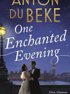 2018 Book Cover Anton Du Beke: 'One enchanted evening' · By: Colin Thomas