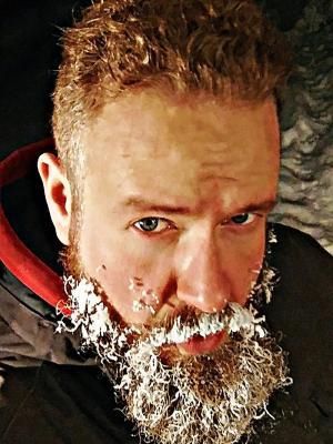 2018 Headshot (Winter) · By: Nicola Wickström-Lehto