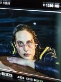 2017 Waterproof Bloods/ Makeup on Michelle Farenhiem in 'Rueful Warrior' · By: Samuel Dore / Bursteardrum