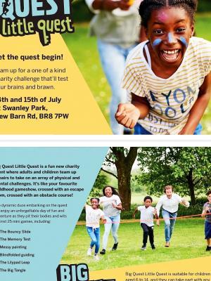 2018 The Children Society Flyer · By: Children Society