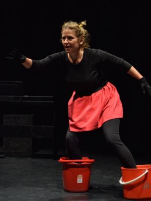 Actions and Post-Theatre of Joan Brossa