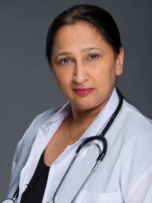 Sonal Dave - Actress - Dr's Uniform