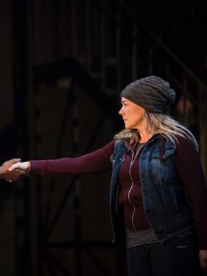 2017 Second Citizen in Coriolanus at the Royal Shakespeare Company · By: Helen Maybanks