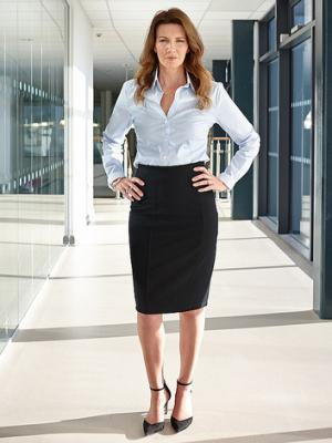 Diane Lukins corporate shoot