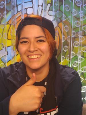 Ericka Menjivar