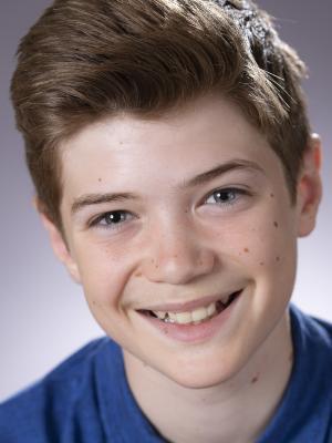 Evan aged 14