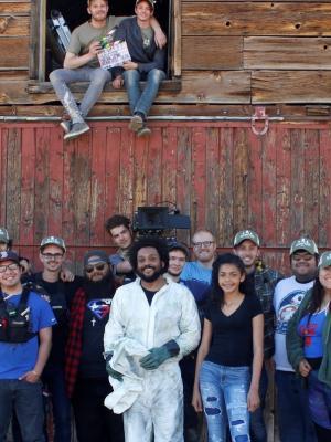 'Sawyer' Crew Photo