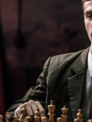 2017 Bobby Fischer - Desconeguts · By: Rafa Jiménez Barrón