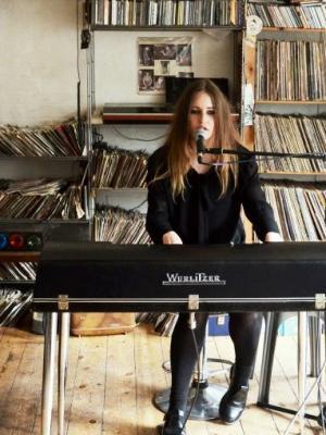 Amy Studt by Celine Lefevre