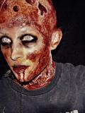 2018 Inspired by Resident Evil Crimson Head Zombie · By: Erin Pattison