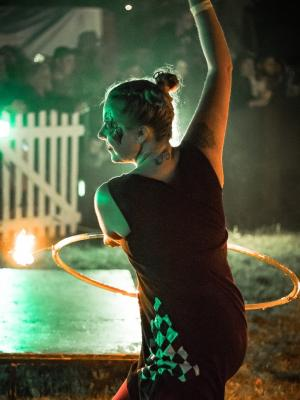 2018 Misfire - Misfit Fire Performance, Festival 8, 2018 · By: Becky Watson