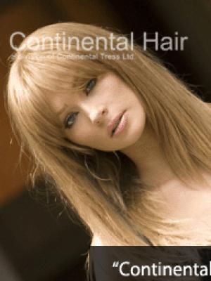 Continental Hair Campaign · By: James Sydney
