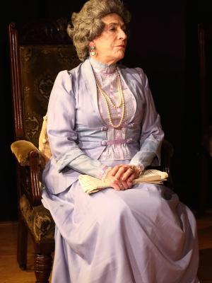 Mrs Higgins in Pygmalion