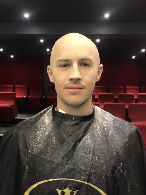 2018 Bald cap · By: Mikki
