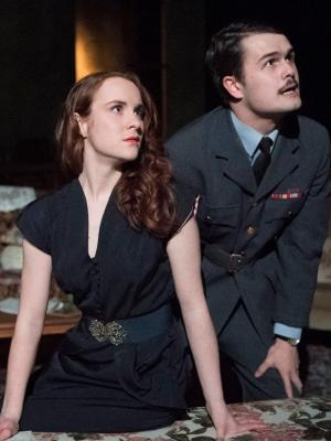 2017 As Patricia in FLARE PATH · By: LAMDA