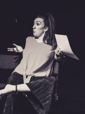 2018 'Rotterdam' - Showcase  Rehearsal Shot - 2018 · By: Polly Bycroft Brown