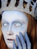 2017 Ice Queen · By: Raquel Deras