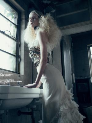 RECURSE editorial for Ellements magazine NYC