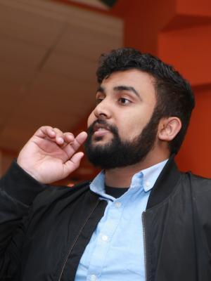Mageesan Surendran