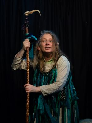 Creation Song Storytelling Show Brighton Fringe Festival 2018