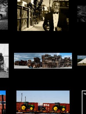 2012 Still Photography Portfolio- Street & Studio · By: Ben Paul Morris
