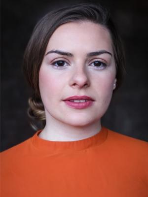2018 Hannah Hughes period heashot · By: Rebecca Bowman