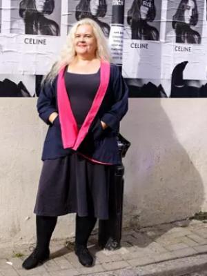 Street shoot Helsingin Sanomat professional photo