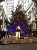 2016 Opera Singer, LeadenHall Market · By: Rauscher