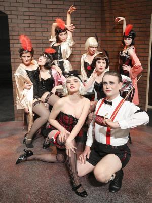 Cabaret. Costume design by Irina Christel