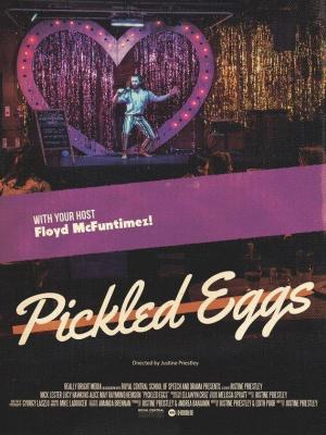 2018 Pickled Eggs · By: Justine Priestley