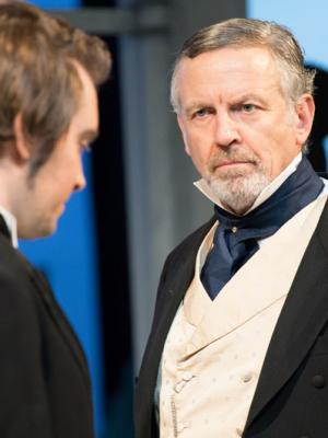As Doctor Austin Sloper in The Heiress