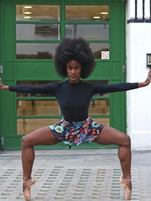 Myriam Tsehay, Dancer