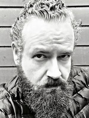 2018 New headshot · By: Juha-Matti Lehto