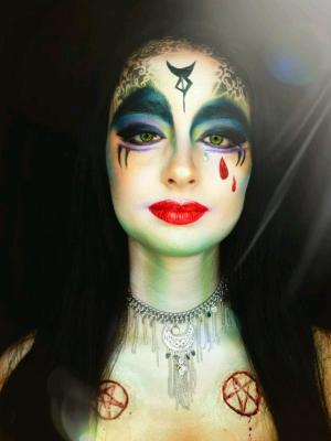 2018 Witch Makeup · By: Mak Makeup