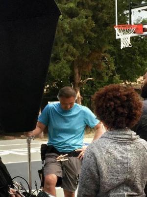 2016 Paulius Shooting with Kevin Durant and Elite Media · By: Paulius Kontijevas