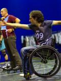 "2012 Gavotte Dancer in ""Enlightenment"" (London 2012 Paralympics Opening Ceremony) · By: London 2012 Ceremonies, 2012"