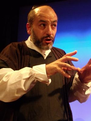 "2012 As Shylock in ""The Merchant Of Venice"" · By: Phil Carney"