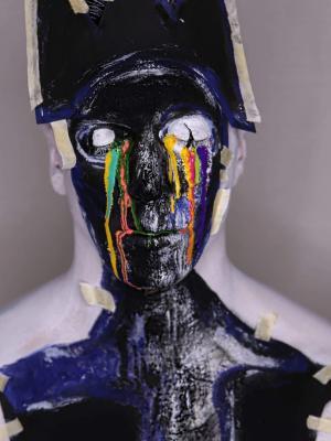 2018 Basquiat · By: Nadja Scalzi