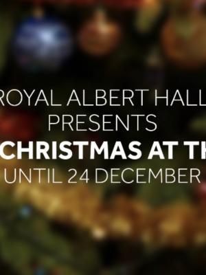Father Christmas at the Hall · By: Royal Albert Hall presents