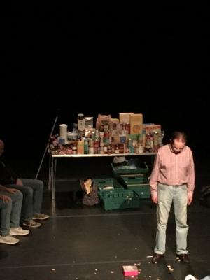 2018 PLAY: FOODBANK 20018 PERFORMED 21ST- 23RD NOV 2018 · By: james park