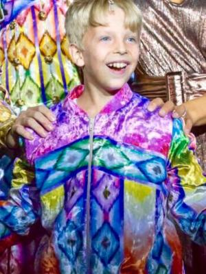 JOSEPH AND HIS TECHNICOLOUR DREAM COAT