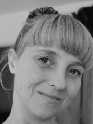 Kate Ashcroft fringe