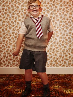 2018 1960 School Boy · By: Joe Giacomet