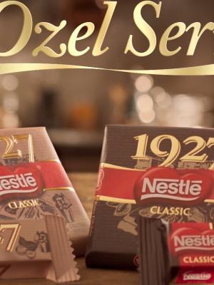 Nestle - 1927 TVC