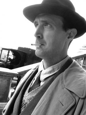 Born a King (Feature film) Shifty press reporter role.