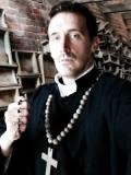 2018 Britain's Most Hauntings (TV program) Ghost priest role. · By: Daniel Ryves